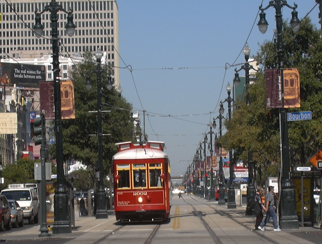 New Orleans Street Cars: New Streetcar Project For North Rampart-St